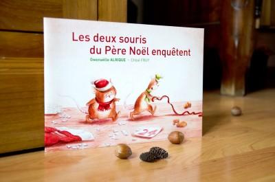 Les deux souris du Père Noël enquêtent