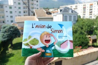 L'avion de Simon